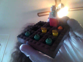 Lego Crypt World by tentabrobpy