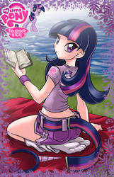 fan Twilight Sparkle by mauroz