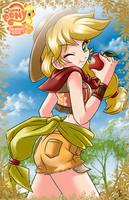 fan Applejack by mauroz