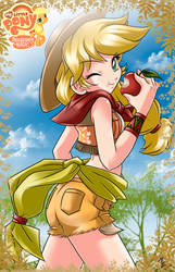 fan Applejack by mauroz