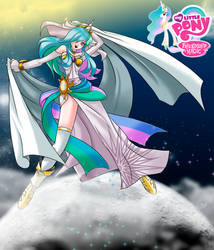 fan Princess Celestia by mauroz