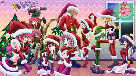 friendship Christmas by mauroz
