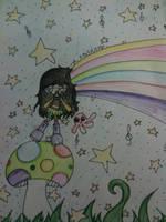jade luvs RAINBOWS by lollypop9721