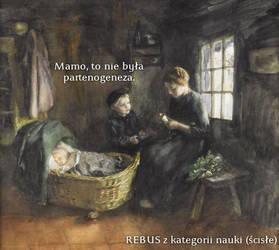Partenogeneza by wodny