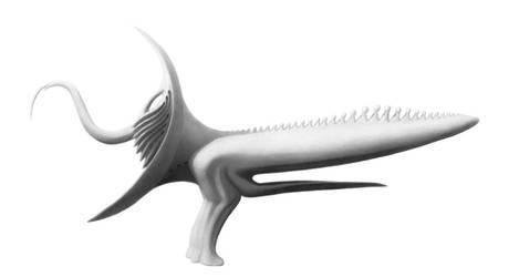 DarwinTrain - Lunicorn by dracontes