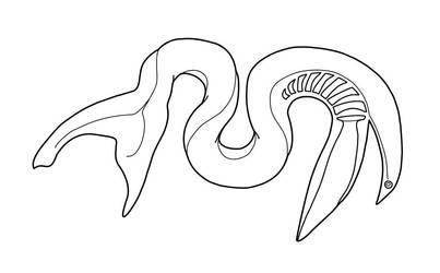 Ramscoop Uneel Plays Dead by dracontes