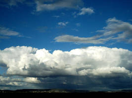 Wall of Clouds by dracontes