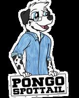 Pongo Badge by KaylaMod