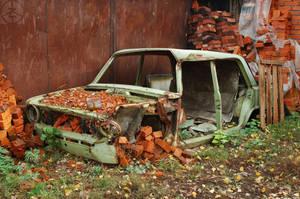 Brick-Car by Lime-Sun