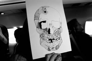 Skullcool by Lime-Sun