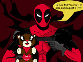 Be my Valentine or Else... by Jhonny-Manic