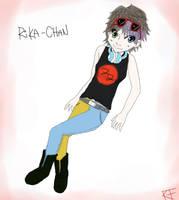 Rika-chan! by Keilanify