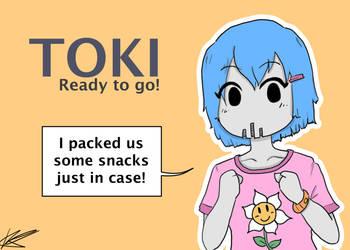 Toki Digital by Keilanify