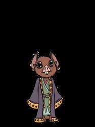 Star Wars RPG Character: Fiki-Tel-Kap by Keilanify