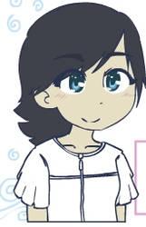 Kaori chan by Keilanify