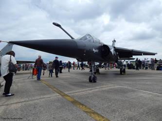 Dassault Mirage F1 ''La Veuve Noire'' by FAFLV-Yosuke