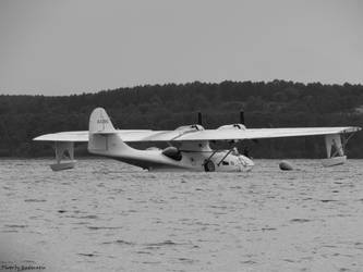 PBY Catalina Canso A ''Miss Pick up'' by FAFLV-Yosuke