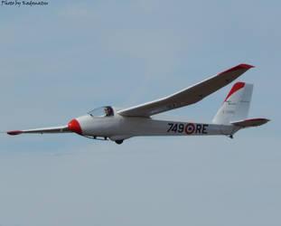 Wassmer WA-22A Super Javelot by FAFLV-Yosuke