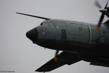 C-160 Transall by FAFLV-Yosuke