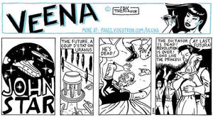 Veena:The hero of emptiness_p2 by mistertheriault