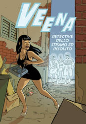 Veena: detective dello strano by mistertheriault