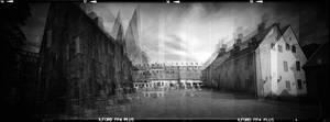 Gray Square, So Empty by PoLazarus2