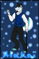Alakai Anthro Commission by littlezombiesol