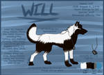 Will Ref 2012 by littlezombiesol