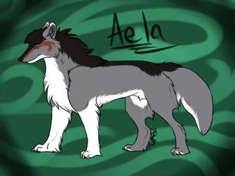 Huntress - Aela by littlezombiesol