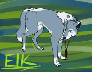 Elk - Wavemaster by littlezombiesol