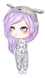 Commission : Aki by MllxYume