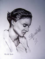 Natalie Portman by vvveverka