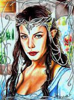 Arwen Undomiel by vvveverka