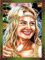 Eowyn of Edoras by vvveverka
