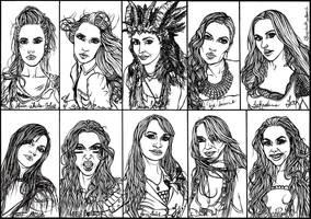 Queens of Metal by vvveverka