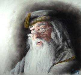 Albus Dumbledore by Limone02
