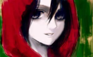 Little Red Riding-Hood by kjng