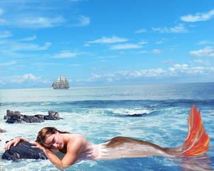 Siren's Gaze by Sophia-Christina