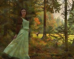 Forest Spirit wm by Sophia-Christina