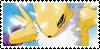 Renamon Stamp by SakuMccutcheon