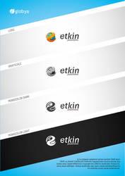 Etkin Pazarlama Logo Design by HalitYesil