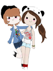 :.Friends:. c: by Alternative-Dreams