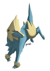 manectric by lyana30
