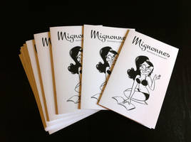 Mignonnes sketchbook! by GenevieveFT