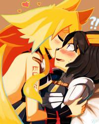 Kiss by ALacroixx