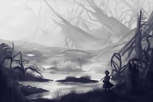 Swamp by ALacroixx