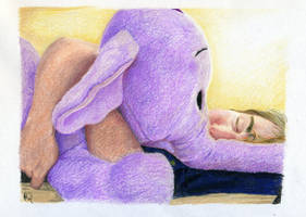 Hugs and Heffalumps by maxwell-heza