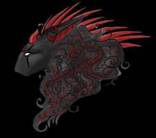 daemon design by maxwell-heza