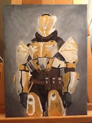 DESTINY - Lord Saladin : In Progress 6 by SPARTAN-WOLF