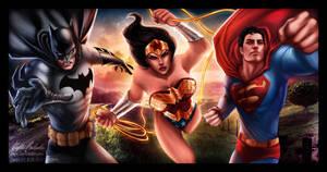DC Trinity by jasric